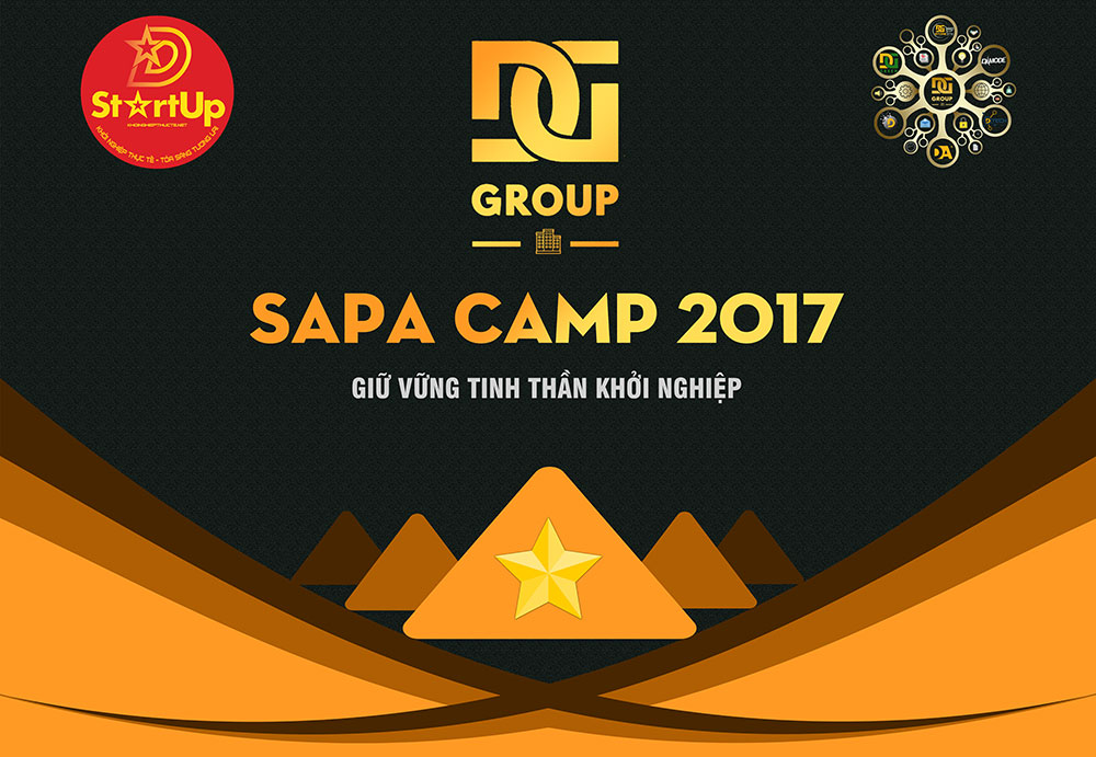 START UP CAM IN SAPA 2017