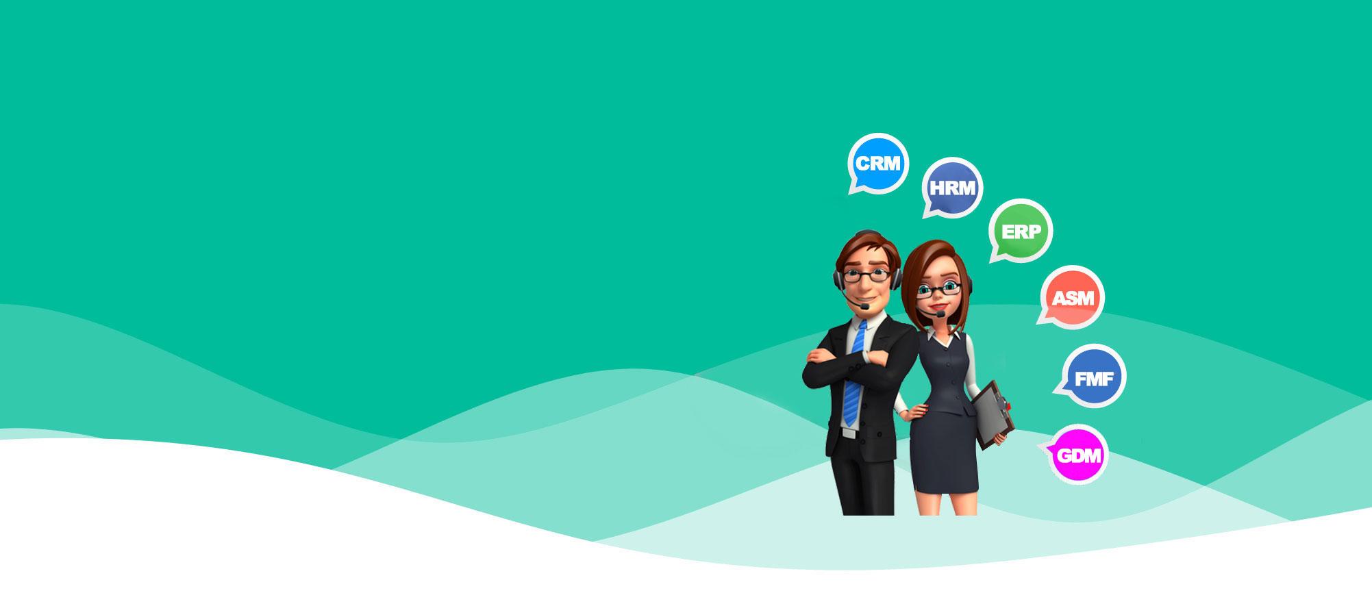 Phần mềm quản lý toàn diện dành cho doanh nghiệp
