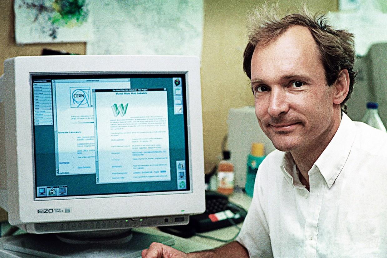 Tim Berners-Lee - Người phát minh ra mạng toàn cầu (World Wide Web)